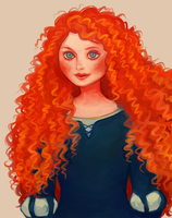 Merida by inorheona