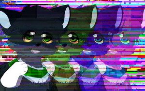 glitching is trippy by starsweeps
