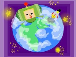 Katamari Damacy 2 by Child-Of-Neglect