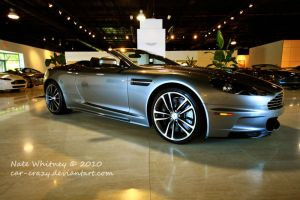 2011 Aston Martin DB9 Volante by Car-Crazy