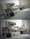 Young room unit by akcalar