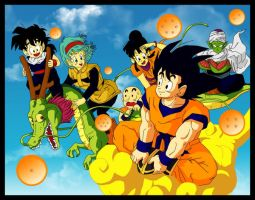 DBZ: Namek Era by HTivey