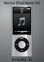 iPod Nano 5G by Andy202