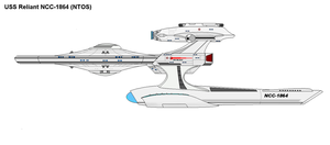 USS Reliant JJ Abrams Trek by PaintFan08