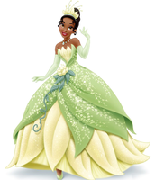 Updated Tiana by X-TURENT
