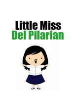Little Miss Del Pilarian by dyuleh