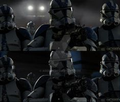 Troopers by AggeIw