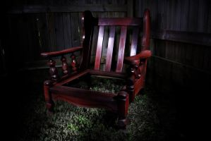 Lonely Chair by droy333