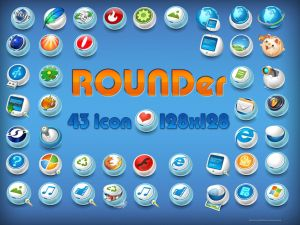 Rounder PNG