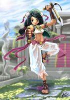 Talim ready fight by YunsamaTH