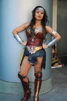Wonder Woman 2017 by Just2TALL