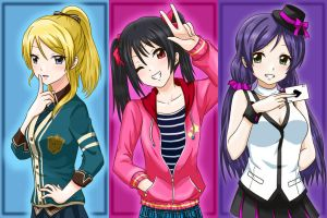 LL - 3rd Years by Athyra