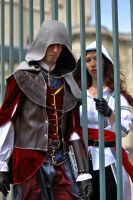Assassin's Creed Brotherhood by DirtyVonP