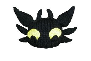 Toothless Hat by TheSleepyRabbit