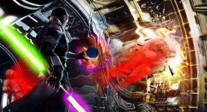 Force unleashed ORB by KillerCox