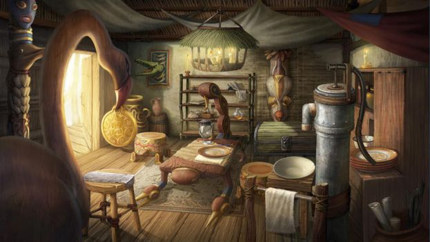 local people's room, hidden object game/hopa game by novtilus