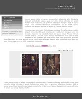 Pure + Night Journal CSS by Gasara