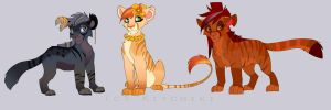 Big Cat Point Auction -CLOSED- by Kitchiki