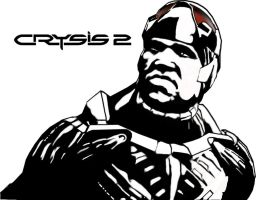 crysis 2 vector art by R-Clifford