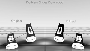 [ MMD ] Kio Neru Shoes Download by pdiddy200
