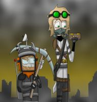 Irradiated by Qille