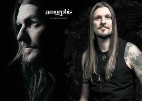 Amorphis - Circle III, Esa Holopainen by Wolverica