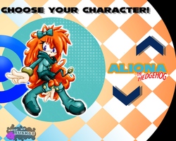 Choose your character - Aliona by Rush88