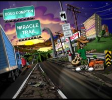 Miracle Trail Cover by Snoopdoug