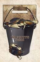 Waggott's Seafood by MadisonTuff