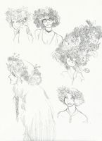 CReatE/DestrOY: Flower Crowns by InsomniaSquared