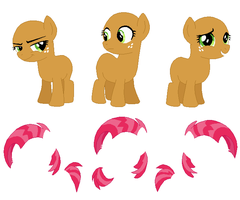 Babs Seed's Bases by SelenaEde