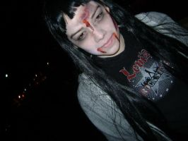Zombie from Hell by Shaolinrachel