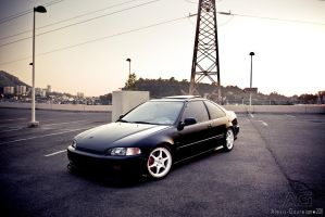Honda Civic EJ by alexisgoure