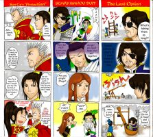 Dynasty Warriors Comics 1 by LittleConqueror