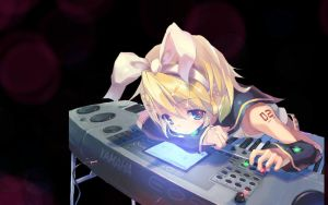 Cute DJ by descuidado
