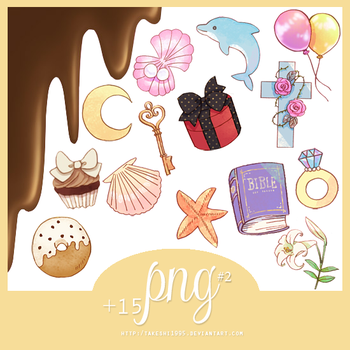 Png Pack #2 by Takeshi1995