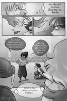 DBZ - Luck is in Soul at Home - Luck 5 Page 29 by RedViolett