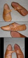 Jorvik Shoes Compilation by RuehlLeatherWorks