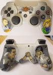 Custom RPG Playstation 3 Controller by Joel-Wade