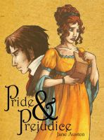 Pride and Prejudice Cover by jessijordan