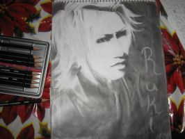 Ruki The Gazette 2 by Emo-tional-me