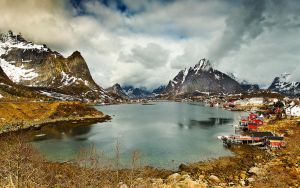 Reine, Lofoten Islands by cwaddell