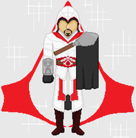 Ezio by TicklePixel