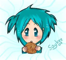 Cookie? by Saykee