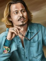 Johnny Depp by DarDesign