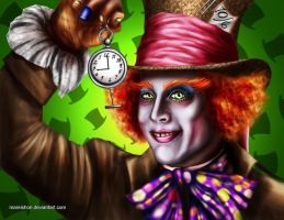 Mad as a Hatter by Mareishon