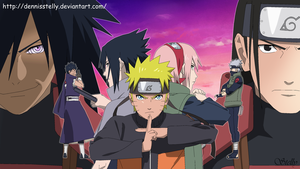 Naruto Ninja world war by DennisStelly