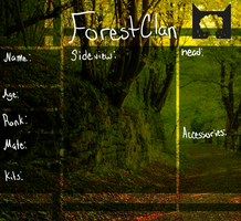 Forestclan Application by plumcats