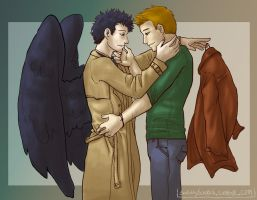 SPN - private moment by Pax-Dracona
