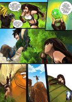 Page 14 - Growth Materia - Giantess Fan Comic by giantess-fan-comics